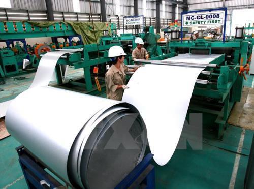 Brazil chấm dứt áp thuế phá giá thép không gỉ cán nguội với Việt Nam
