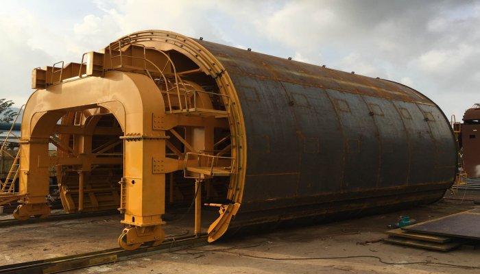 Cốp Pha Hầm Đèo Cả – Hầm Dẫn Nước Thủy Điện