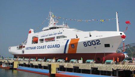 Tàu tuần tra, tàu cảnh sát biển đa năng – Tổng Công Ty Sông Thu