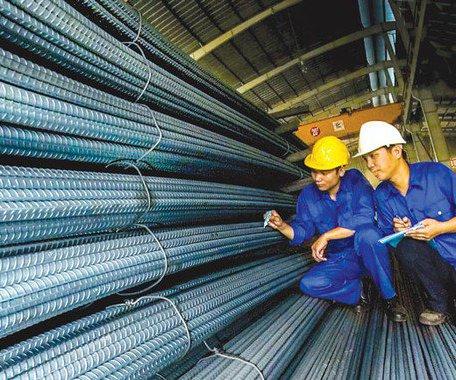 Rủi ro lớn dần với ngành thép